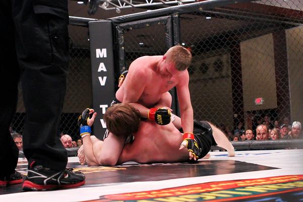 Nick Abraham vs Matt Reimer