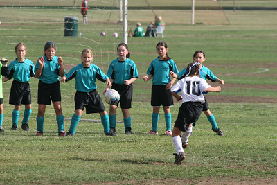 2006 Galaxy Girls Game 3