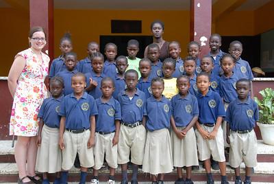 Rick's Institute Liberia