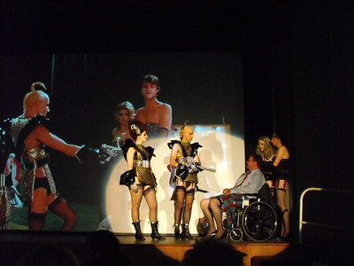 Rocky Horror Show 2011 Team Long Beach Fundraiser