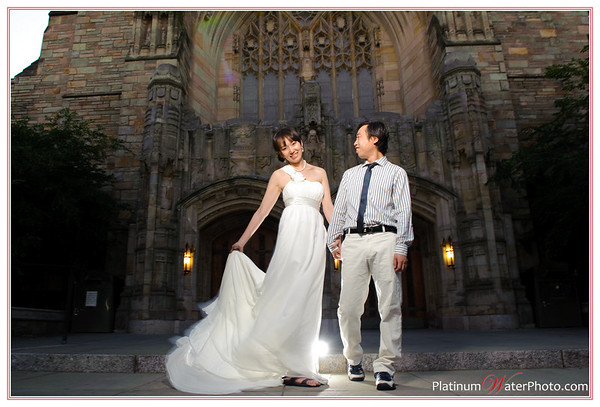 Love in Yale University