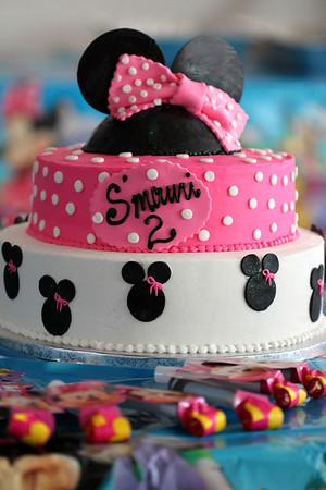 S'mauri's Second Birthday