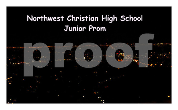 Northwest Christian High Jr Prom 2011