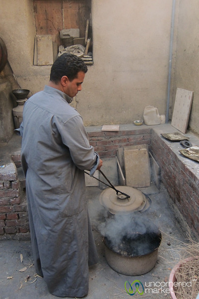 Tunis Pottery Village - Fayoum, Egypt