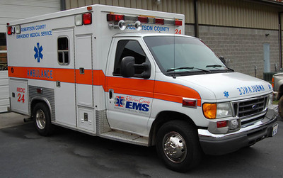 Robertson County EMS