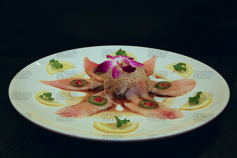 Special Yellowtail Tuna # 1