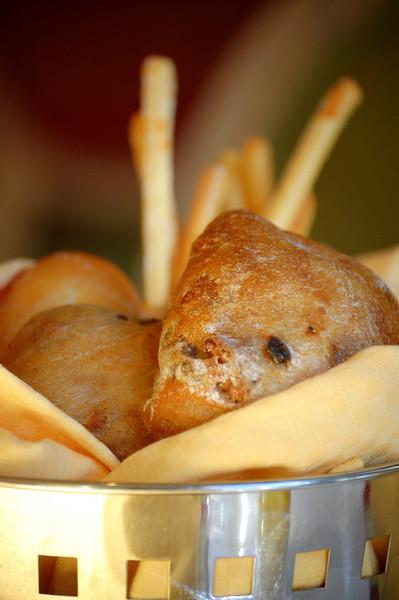 Yummy - Bread Lunch At Bellagio Restaurant, Las Vegas