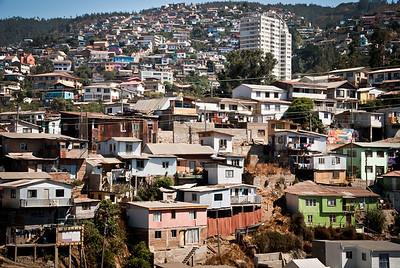 Valparaiso - Aerial Views