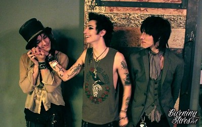 Palaye Royale Photoshoot 2015