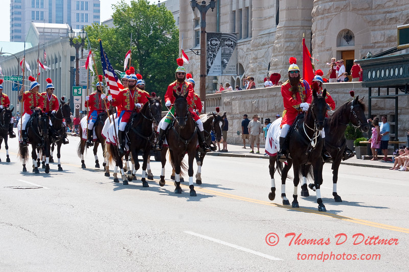 2011- Independence Day Parade - St Louis Missouri