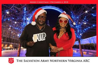 The Salvation Army Gala 2018