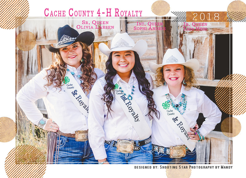 Cache County 4-H 2018 Royalty Autograph Sheet.jpg