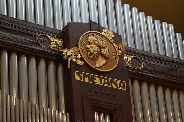 Rehearsal at Smetana Hall