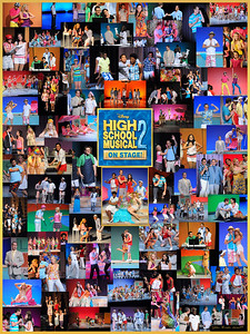 HSM2 18X24 PHOTO COLLAGE