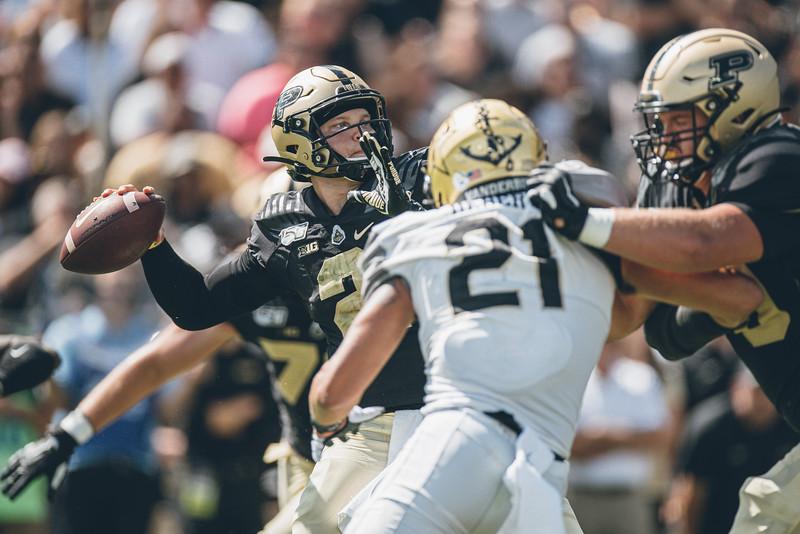 Purdue football vs. Vanderbilt