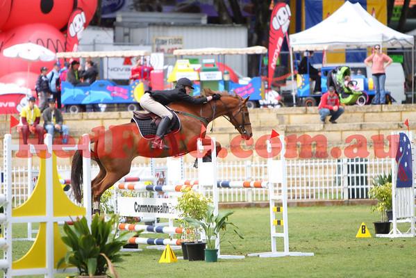 2009 09 29 Perth Royal Show ShowJumping PCAWA Junior Jumper AM5