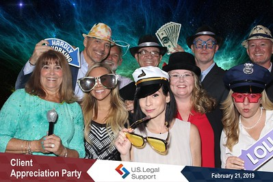 US Legal Support Customer Appreciation party