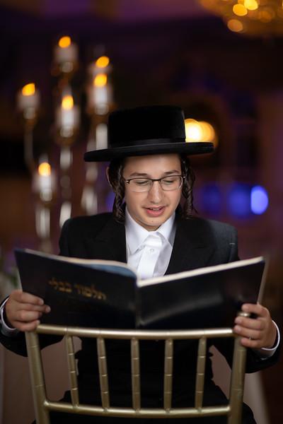 Yoel Weiss Bar Mitzvah