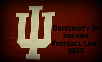 Althoff @ Indiana  University Camp 2015