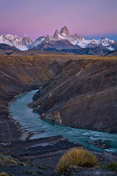 Patagonian Dawn