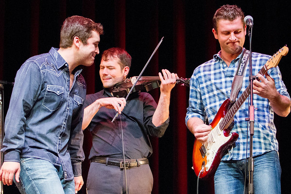 The Morrison Brothers Band at the Kennedy Center's Millennium Stage