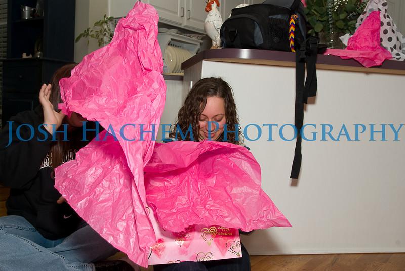 February 13, 2009  C's Birthday Dinner 047