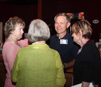 '64 JCHS 50th Reunion -Reminissing