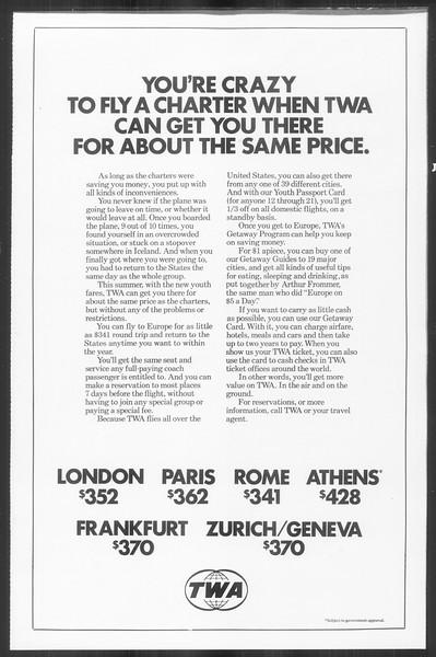 Summer Trojan, Vol. 63, No. 12, July 23, 1971