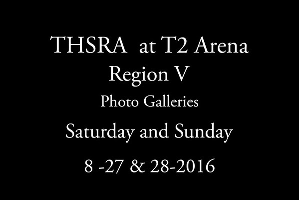 THSRA at T2 Arena  Photo Galleries