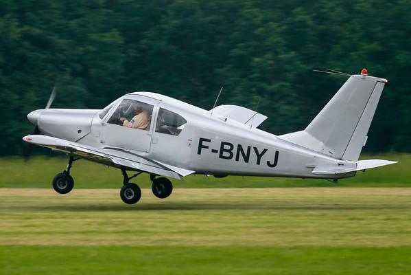 F-BNYJ - Gardan GY-80-180 Horizon