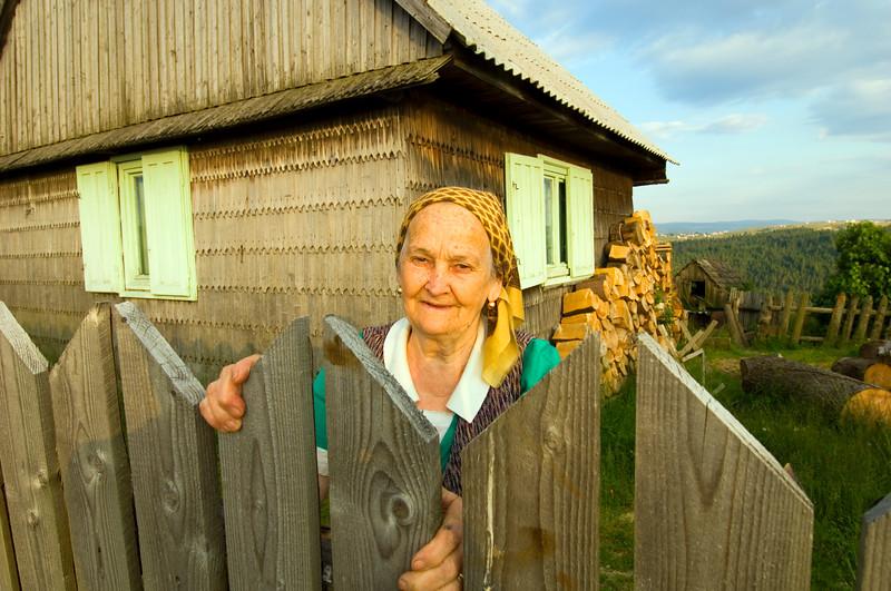 Europe, Romania, Transylvania, The Apuseni Mountains, Marisel village