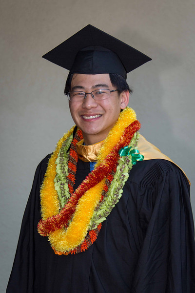 Robbie Nakamura's Graduation - June 14, 2014