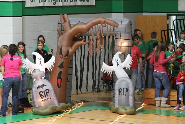 2011-Oct-28 Pep Rally