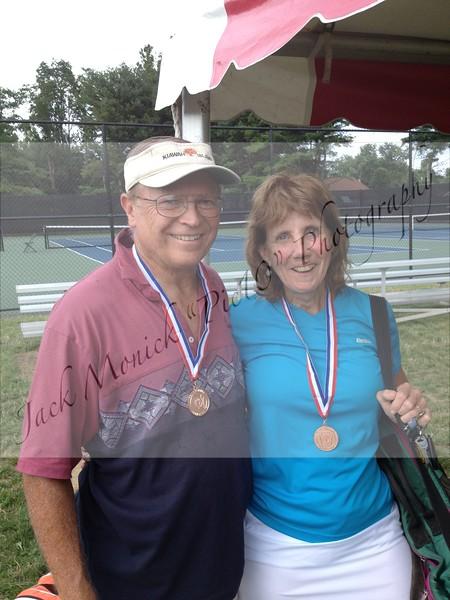 2014 Senior Keystone State Games Tennis