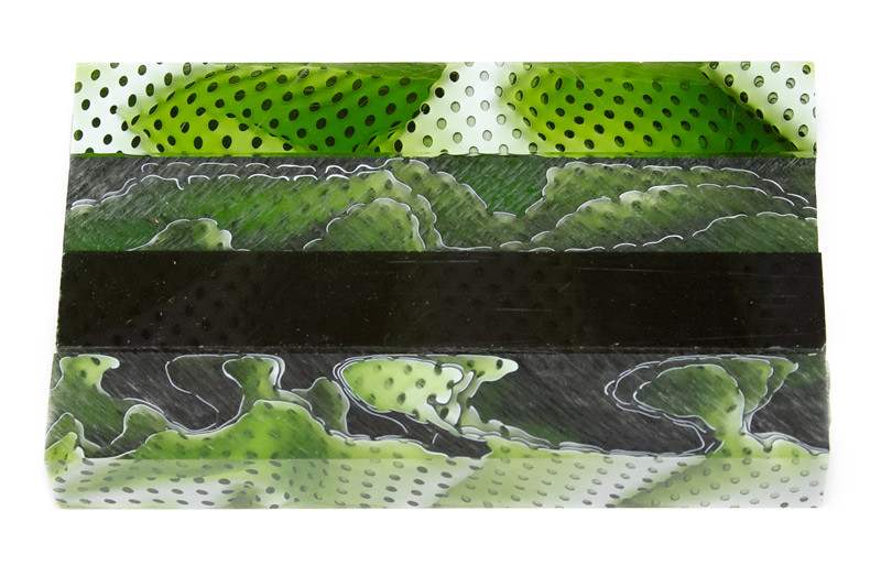 Olive Water Mesh