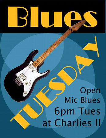 Tuesday Blues (07-22-14)