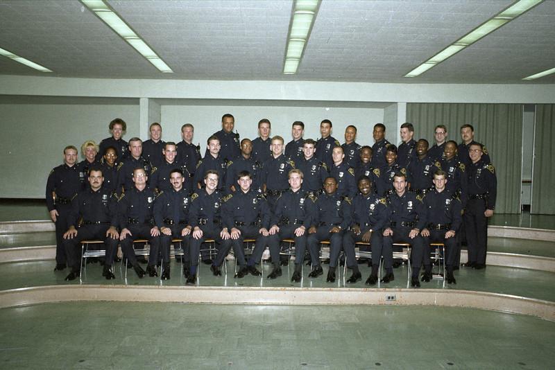 71st recruit class