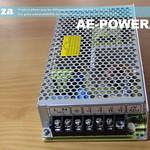 SKU: AE-POWER/24/6, Switched-mode 220V Power Supply Output DC 24V 6A