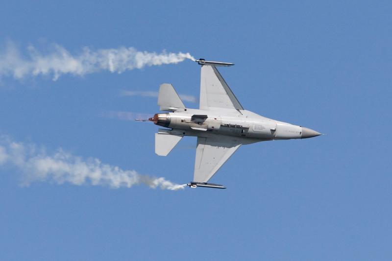 F-16. Belgian Air Force. FA-131.