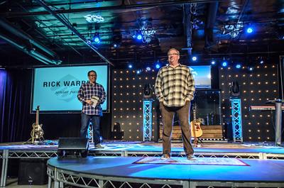 Sunday Worship 2015-03-01 New Building Dedication by Pastor Rick Warren
