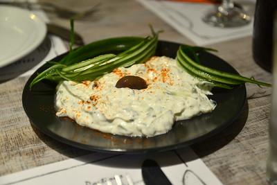 Mezze Mezze restaurant ios Greece