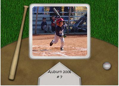 Auburn Indians 2006