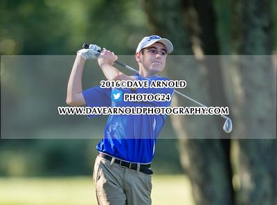 9/13/2016 - Boys Varsity Golf - Needham vs Norwood