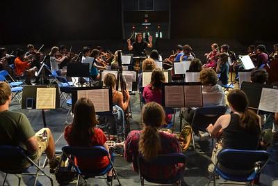 2015 Symphony Orchestra Spring Rehearsal