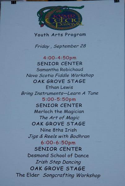Youth Arts Program