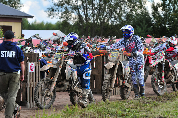 ISDE Finland Day 6