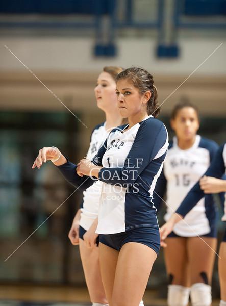 2011-09-20 Volleyball NCAA Girls University of Houston @ Rice University
