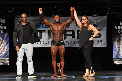 Classic Physique Awards and Comparisons