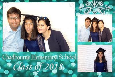 Chadbourne Graduation 2018