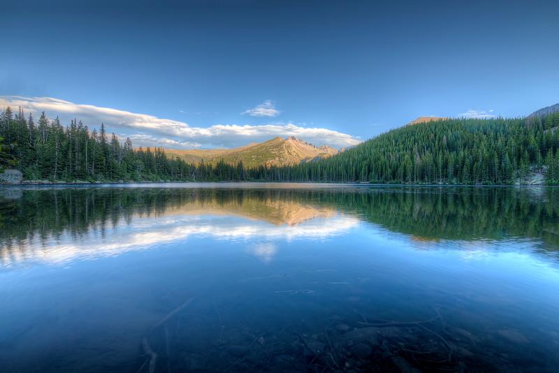 Bear Lake in Rocky Mountain National Park